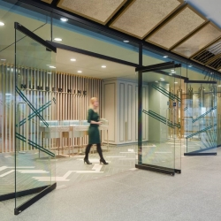 hybrid working and office design