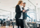 Hybrid working will define the future of work, but firms are unprepared