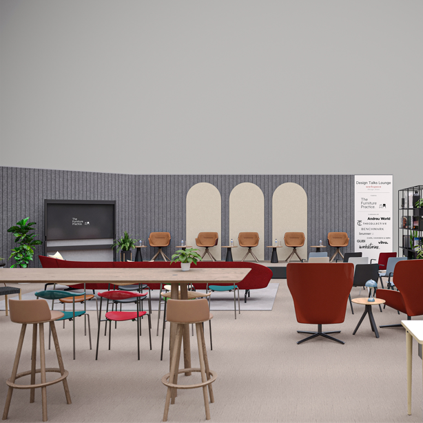 Just two weeks to go until the inaugural Workspace Design Show