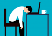 One in five still aren't ready to get back to normal life – and that includes the office