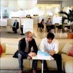Getting a better handle on the psychology of office design