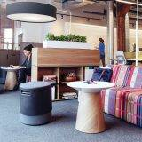 The role of workplace design in employee engagement
