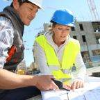 Decline in new UK commercial property construction work within private sector